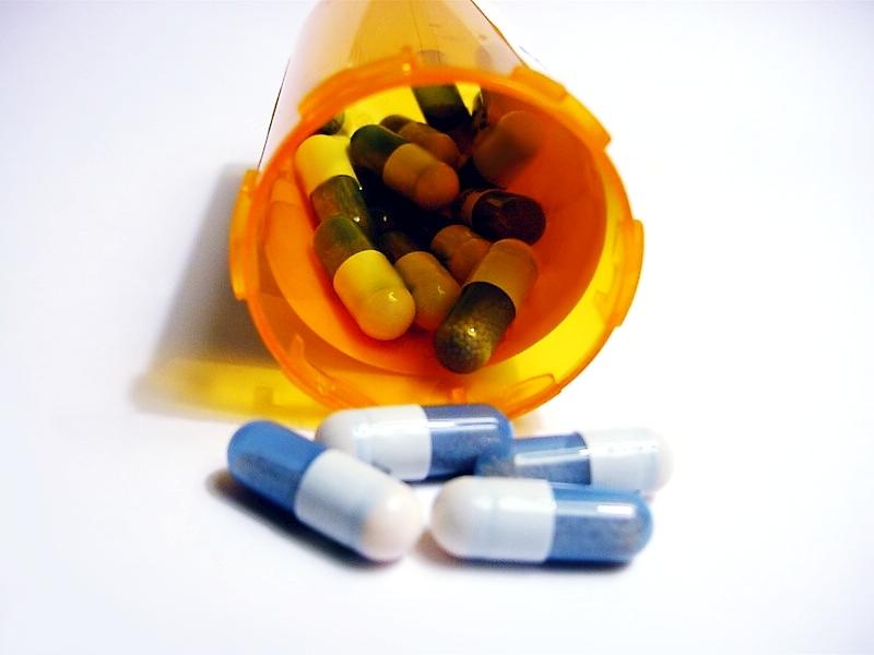 flacon medicamente
