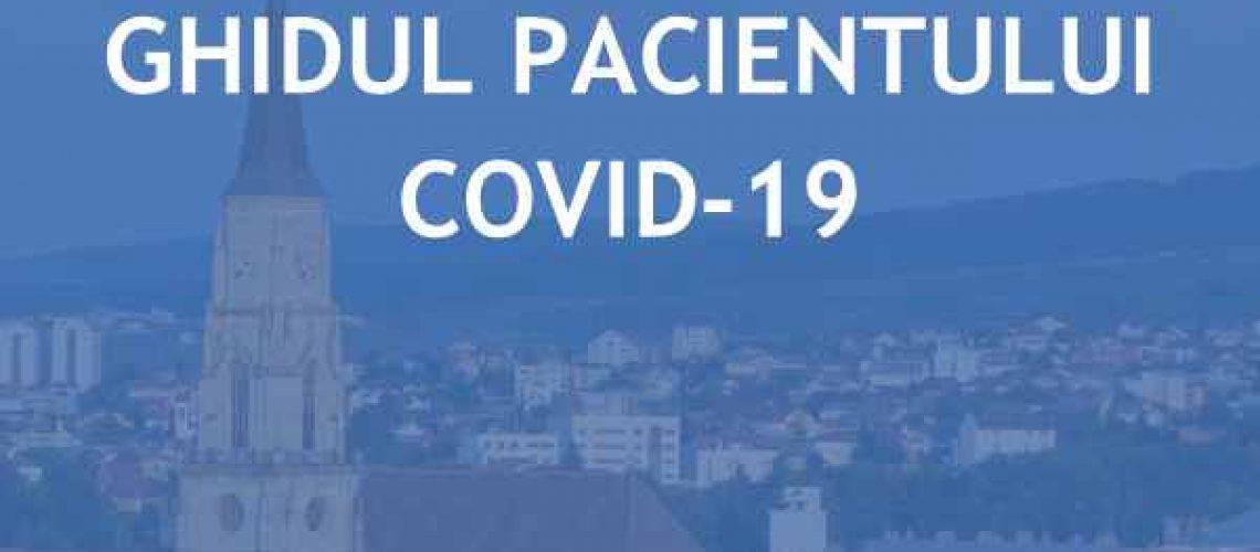 Ghidul pacientului covid 19