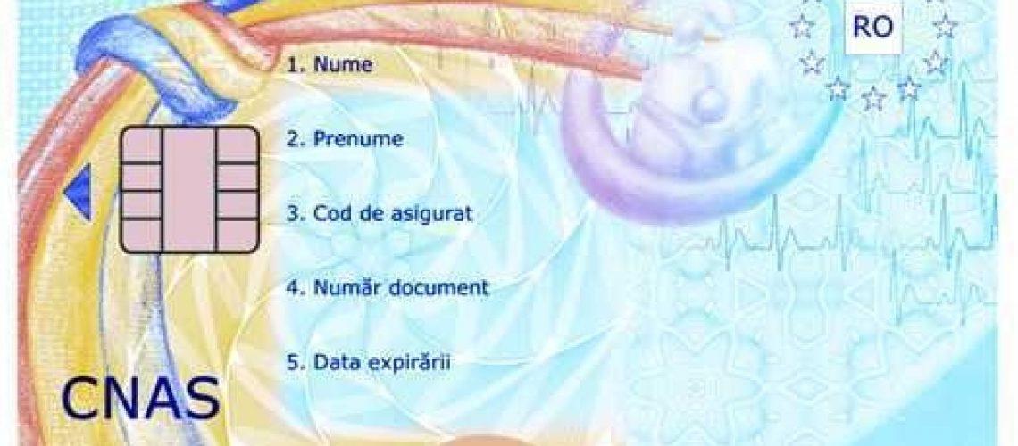 cardul national de asigurari de sanatate